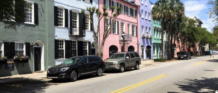 Charleston French Quarter