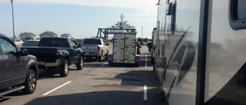Ocracoke Ferry Terminal