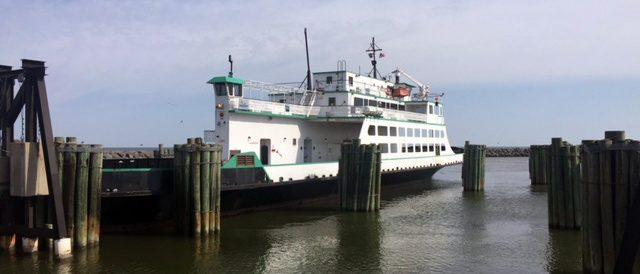 Cedar Island to Ocracoke Ferry