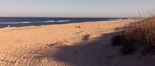 Cape Hatteras KOA Beach