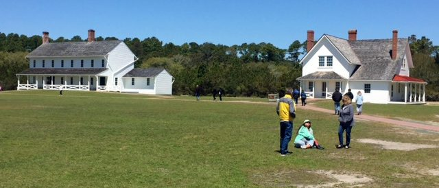 Hatteras Light Station Keepers Quarters