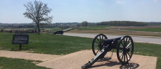 Overlooking Battlefields