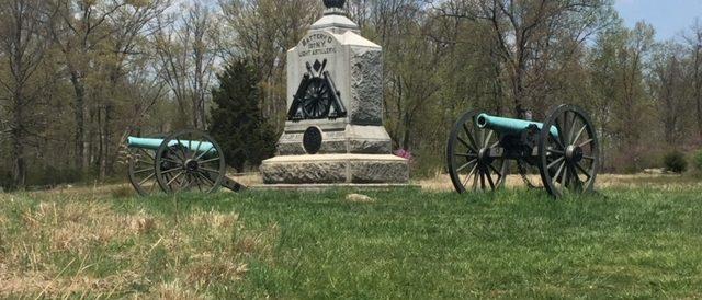 Wheatfield Monument