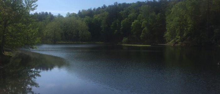 Otter Lake on BRP