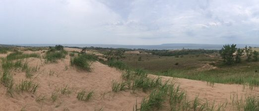 On the Dunes Trail