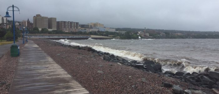 Blustery Duluth
