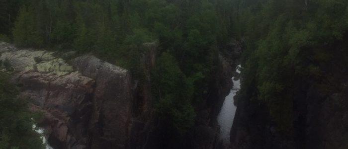 Aguasabon Falls & Gorge