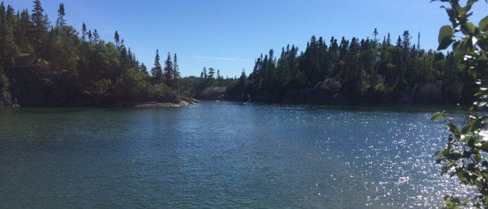 Hattie Cove, Pukaskwa National Park