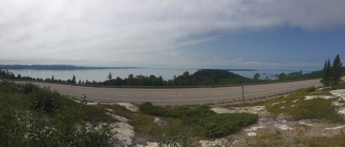 Lake Superior Overlook, Lake Superior Provincial Park