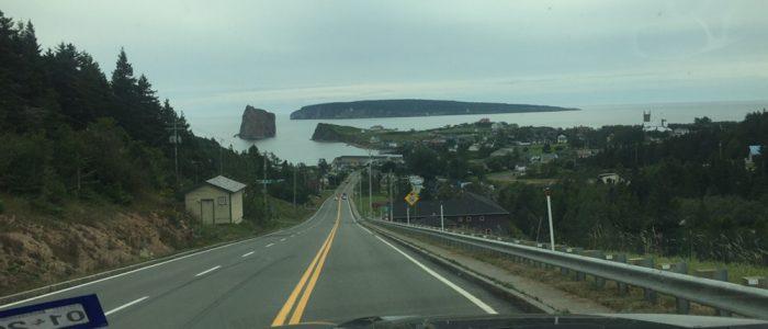 Gaspé Peninsula East Shore