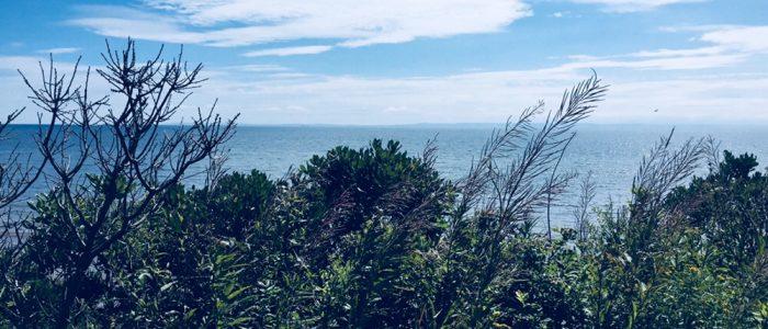 East Coast PEI - Nova Scotia in the Distance