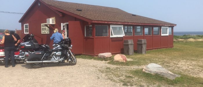 Cape Breton Highlands - Neils Harbor