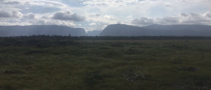 Western Brook Pond — Access Trail