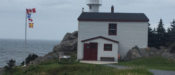 Lobster Cove Head