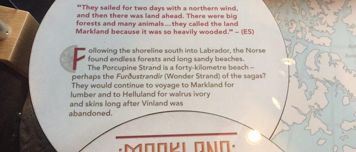 Northern Peninsula - L'Anse aux Meadows