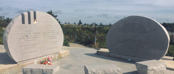 Swissair Flight Memorial