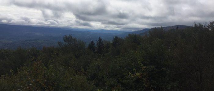 Equinox Mountain Skyline Drive