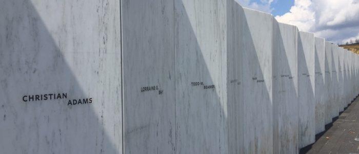 Flight 93 Memorial - Memorial Plaza