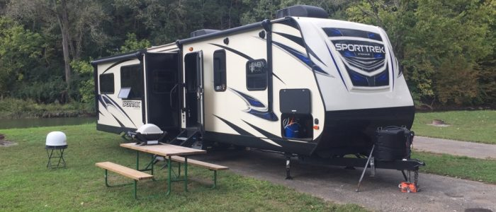 Campsite - Elkhorn, Lexington