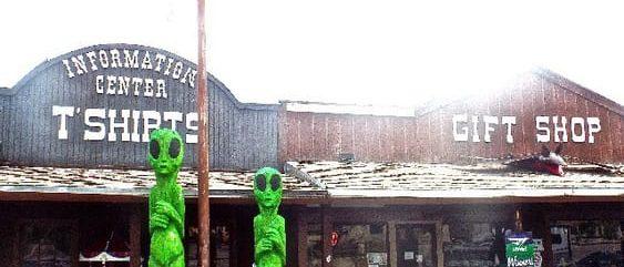 Campsite Whites City NM