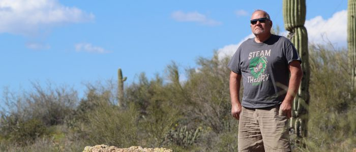 Me at Tonto Natl Forest