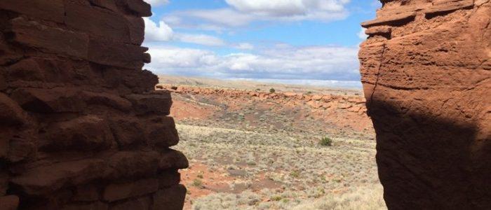 Wupatki National Monument - Wupatki Pueblo