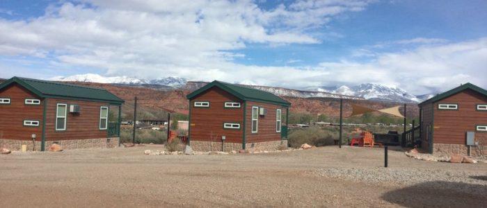 Campsite - Moab KOA