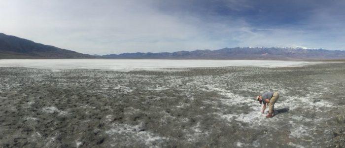 Death Valley - Devil's Goflcourse