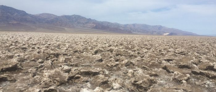 Death Valley – Devil's Golfcourse