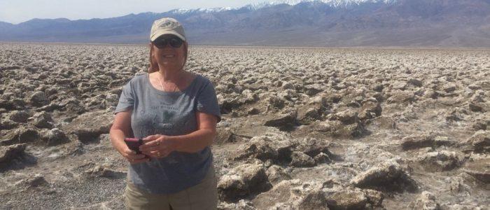 Death Valley - Devil's Golfcourse