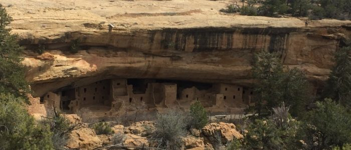 Mesa Verde National Park - Cliff House