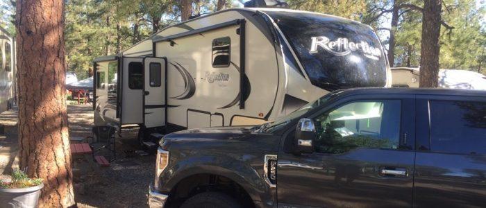 Campsite - Pagosa Pines RV