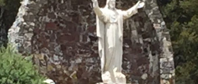 Christ of the Mines Shrine
