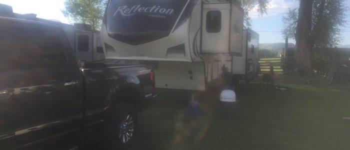 Campsite - Gunnison KOA