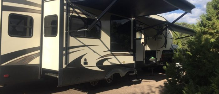 Campsite - Mustang Ridge FGRA