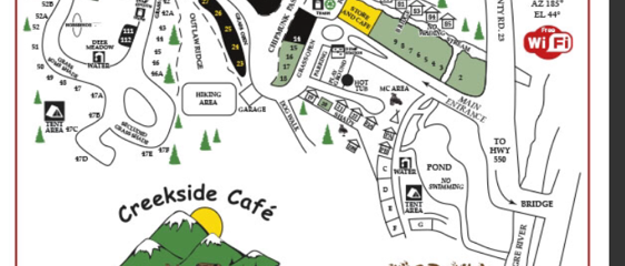 Campsite - Ouray KOA