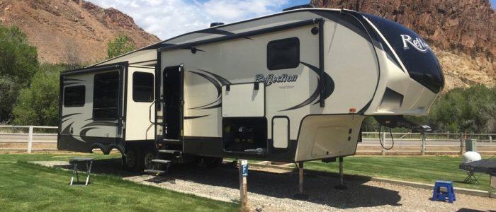 Campsite - Challis Golf RV