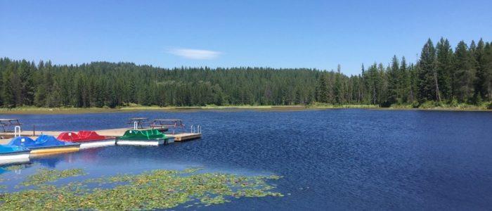 Little Diamond Lake