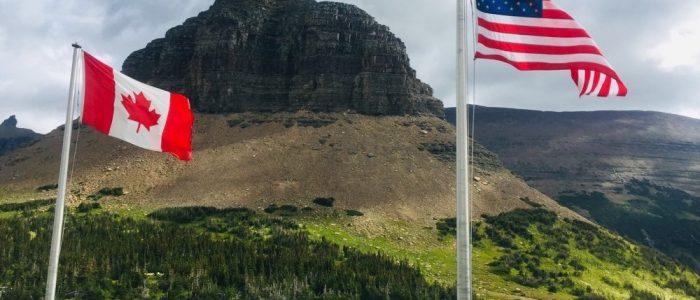 Glacier National Park Logan Pass