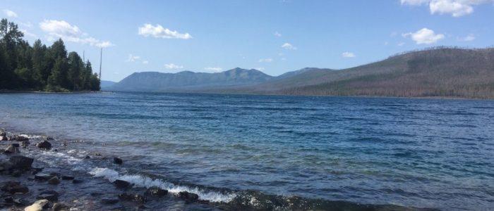 Glacier National Park Lake McDonald