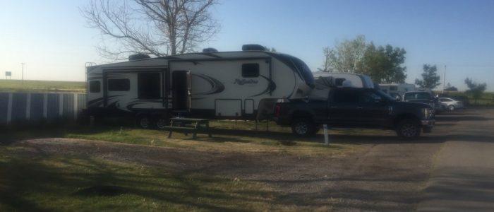 Campsite - Mountain View RV #Whatahole