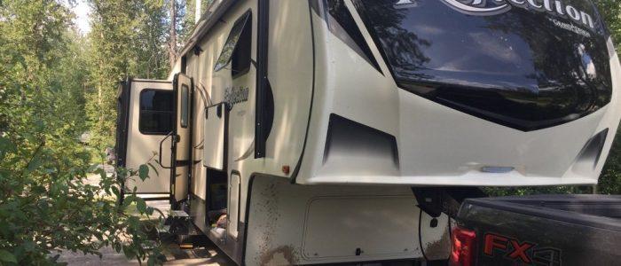 Campsite - Golden Eco Adventure Ranch (7396)