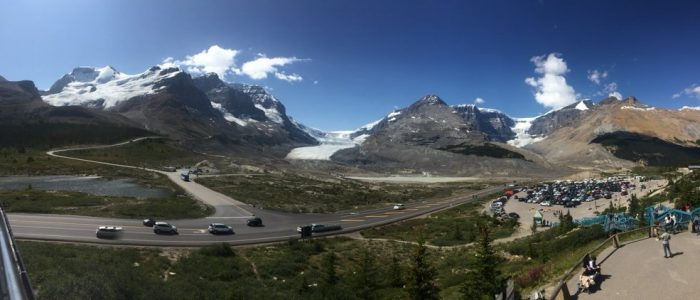 Jasper NP Icefield Parkway – Athabasca Glacier (7445)