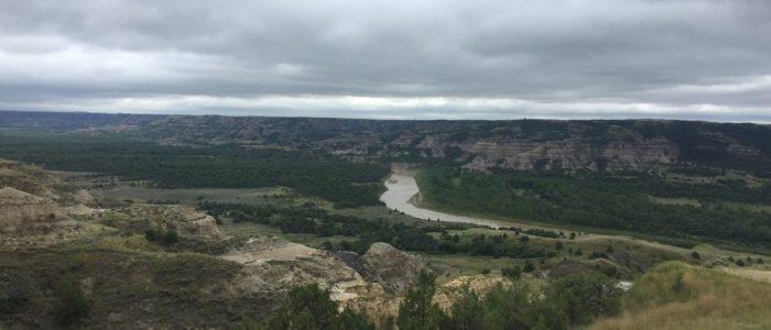 Theodore Roosevelt Natl Park - River Bend-Little Missouri (7506)
