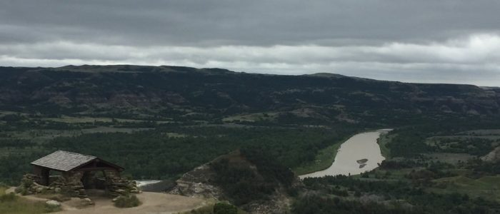 Theodore Roosevelt Natl Park - River Bend-Little Missouri (7507)