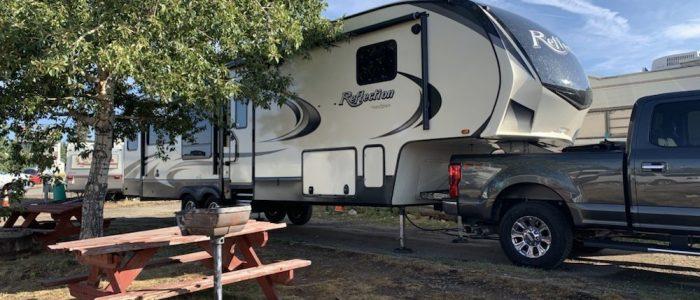 Campsite - Leadville (7842)