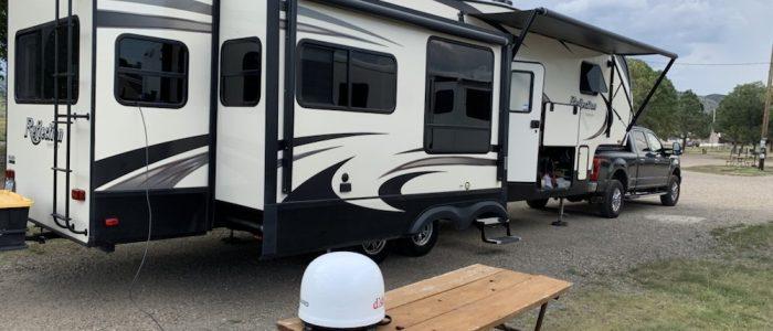 Campsite - Raton (7852)