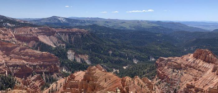 Cedar Breaks - Chessman Ridge Overlook