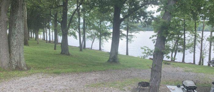 Campsite - Prizer Point KOA