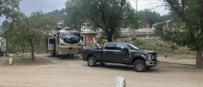 4 Seasons RV Park Salida